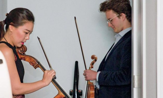 You, too, can have your own, cozy classical music party