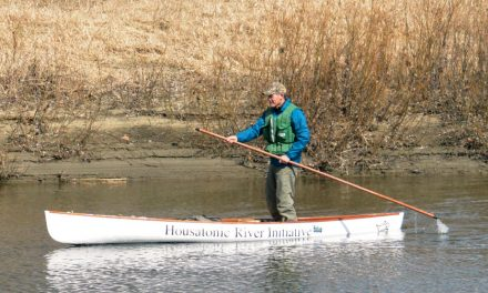 Solo Canoe Journeys Across Massachusetts Make a Fine Point