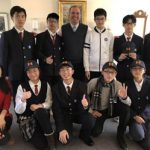 Welcoming Student Guests From Shanghai