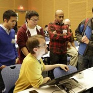 Among College Students and Professionals, Milton Seniors Win First Prize at MIT's Hackathon