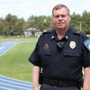Campus Safety Director Jay Hackett Wins National Award