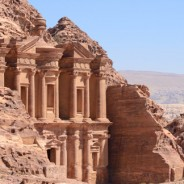 Visiting Jordan With Students,  Connecting, Not Just Observing