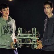 The Robotics Team Rolls Onto Advanced Competition