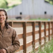 Wendy Millet '86 believes that understanding connections–land, animals and people–is transformative