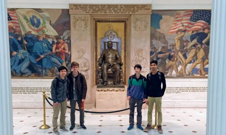 Students Earn State and National Honors in the Economics Challenge