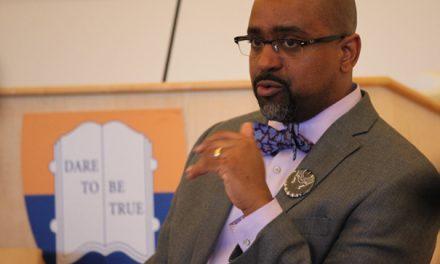Rahsaan D. Hall