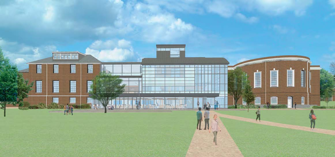 Principal David Ball '88 Describes Plans for Milton's Campus