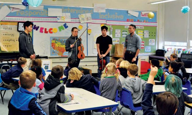 Uniting Sounds: Moving Music Past Old Boundaries