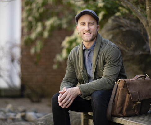 Harrison Blum '98, Taking the Mystery Out of Mindfulness