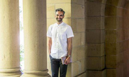 A Poet's Journey:Jay Deshpande '02 Embraces the Power of Language