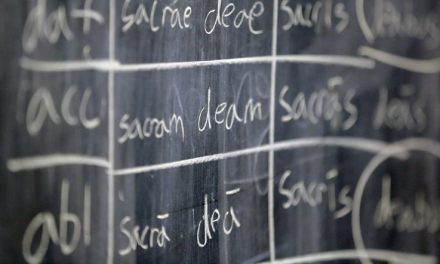 Lovers of Language: Students find answers to contemporary issues in the classics