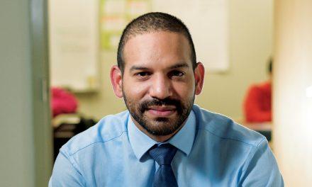 Omar Longus '04, Thinking Globally, Acting Locally