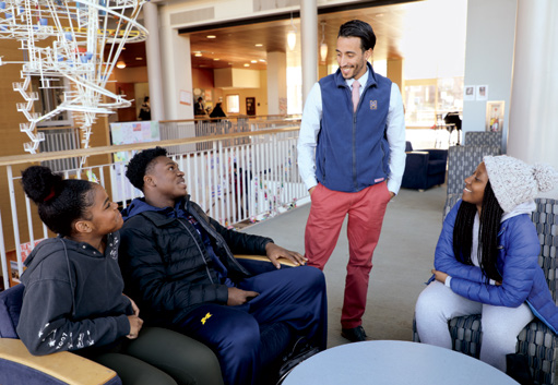 Upper School: A New Direction for the Transition Program